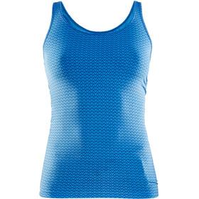 Craft Essential - Haut sans manches Femme - bleu